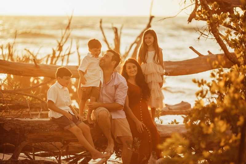 Anna Maria Island Photographer | Beer Can Island Family session