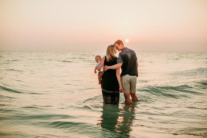 Longboat Key photographer | Beach family photos