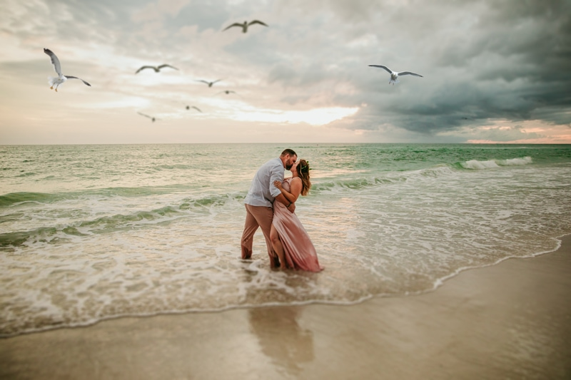 Anna Maria Island Photographer | 10 year vow renewal