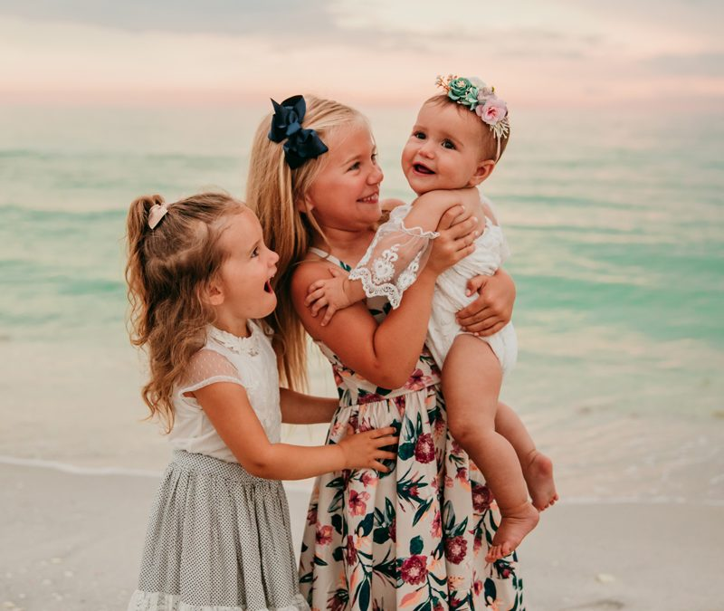 Boca Grande Photographer | Extended family session