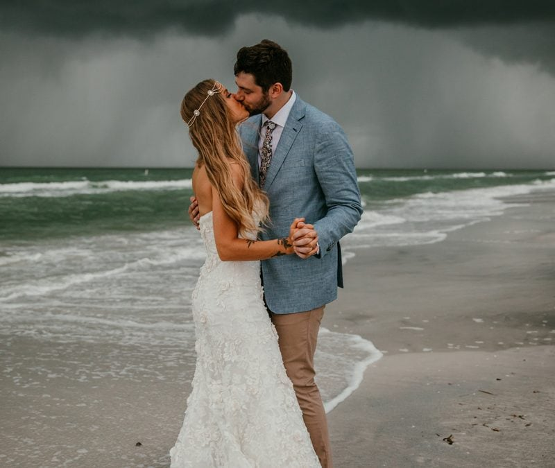 St. Petersburg Wedding Photographer | Beach Wedding