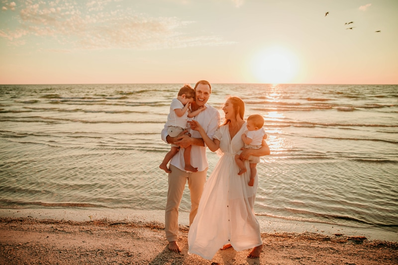 Siesta Key Family Photographer
