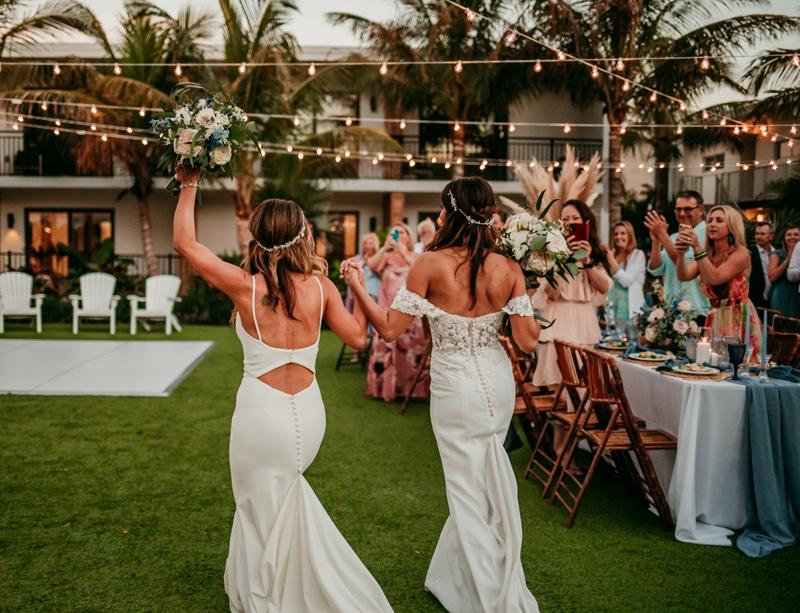 Anna Maria Island Wedding Photographer | Bali Hai Wedding