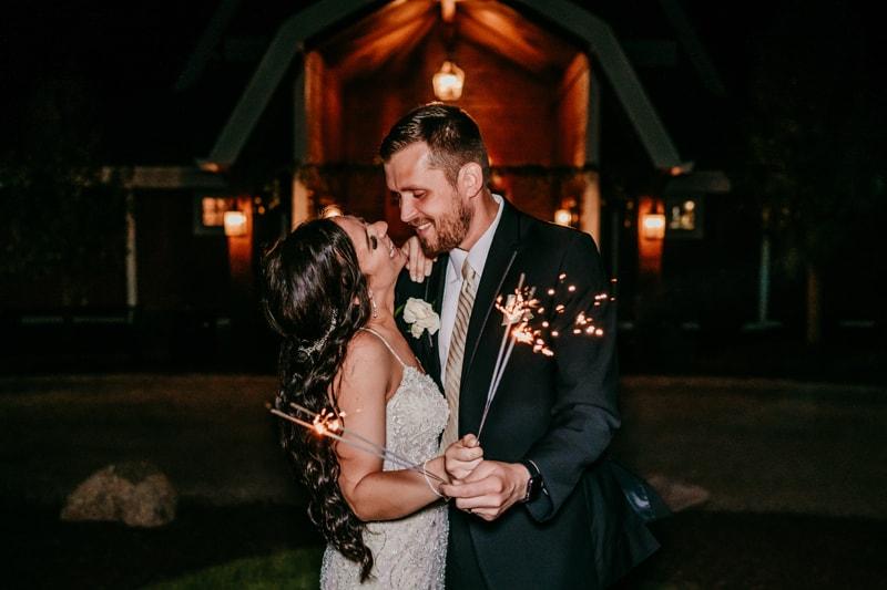Destination Wedding Photographer | Pavilion at Orchard Ridge Farms Wedding